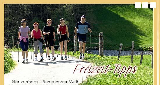 Freizeitmöglichkeiten Bayerischer Wald Ausflugstipps Passauer Land